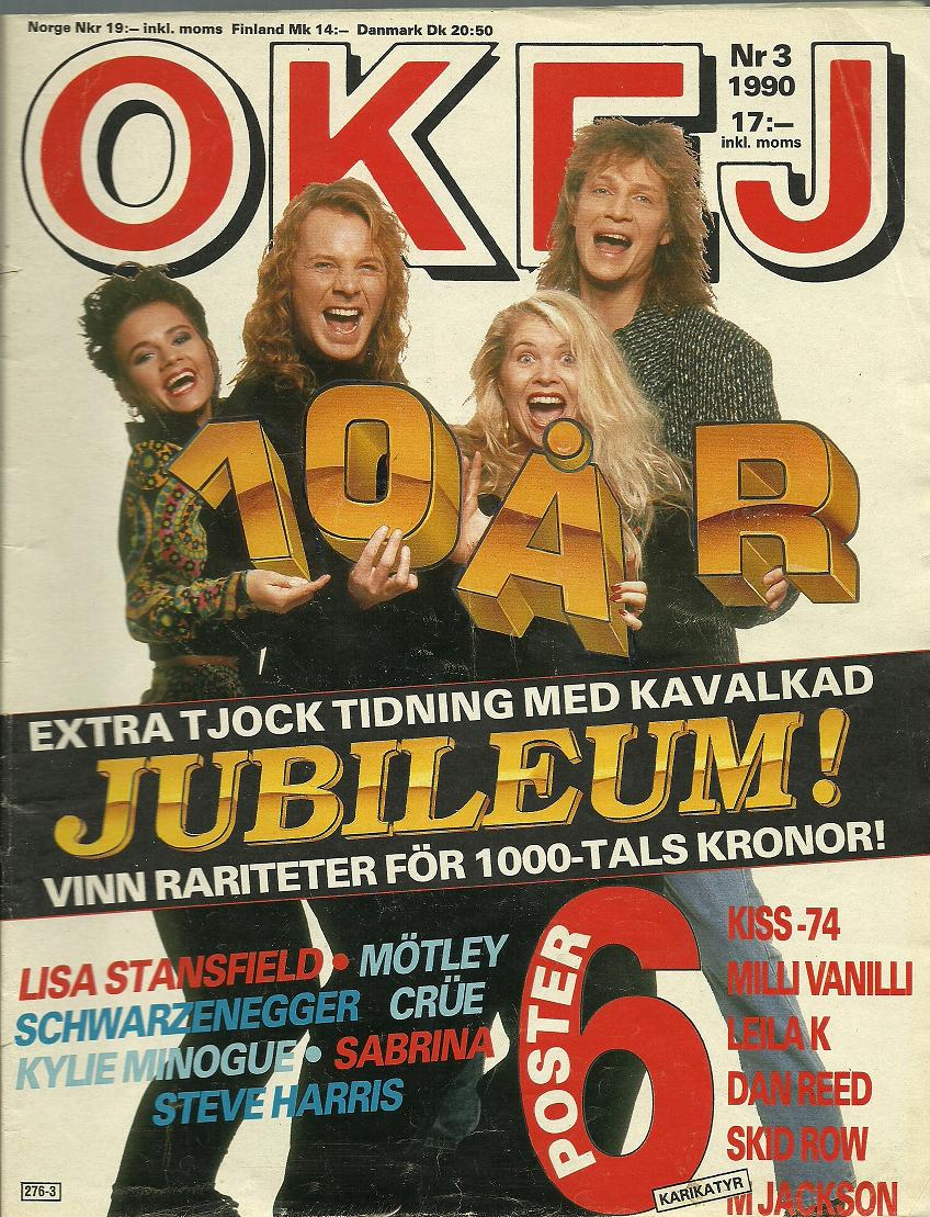 Svenska nybörjare 3 1997