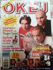 OKEJ poster 1997-2