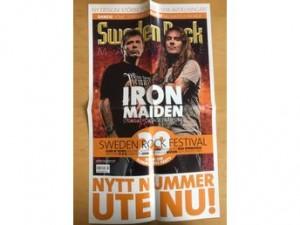 SRM löp Iron Maiden