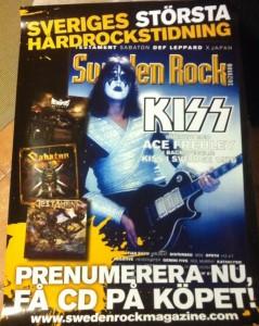 Sweden Rock löp