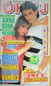OKEJ löp 1988-12