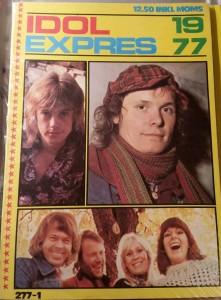 Idol Expres 1977