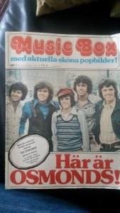 Music Box 1973-1