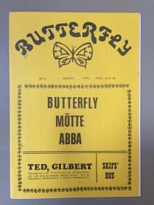 Butterfly 1976-8