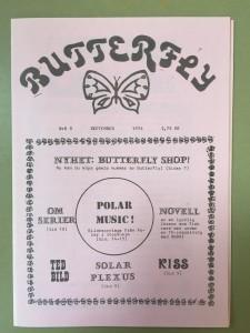 Butterfly 1976-9