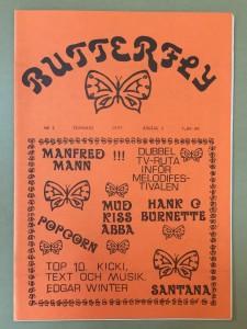 Butterfly 1977-2