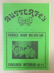 Butterfly 1977-3