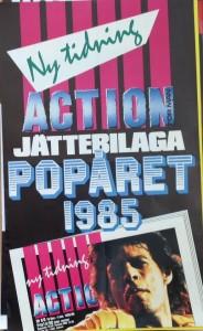 Action löp 1985-86-8-9
