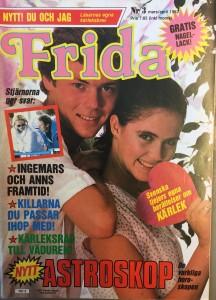 Frida 1982-3