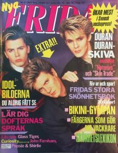 Frida 1987-8