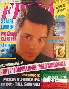 Frida 1987-9