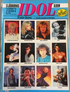 Frida Stjärnornas Idolalbum 1987