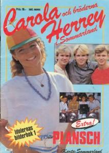 Idolernas bilderbok 1984-1