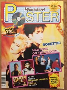 Månadens Poster 1991-1