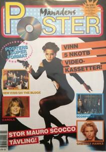 Månadens Poster 1991-2