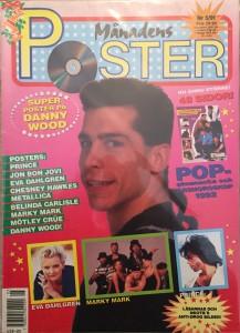 Månadens Poster 1991-5