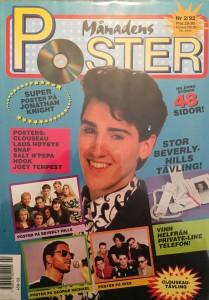 Månadens Poster 1992-2