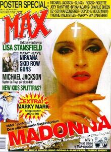 Max 1992-2