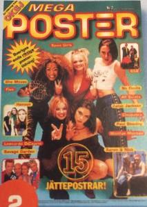 Megaposter 1999-2