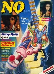 No Magazine 1984-5