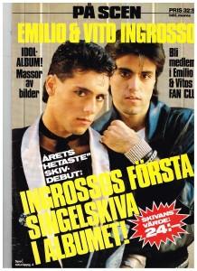 På Scen 1985-1