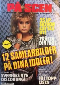 På Scen 1986-1