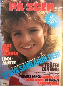 På Scen 1986-4