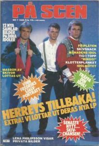På Scen 1986-7