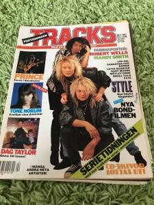 Tracks 1987-4