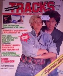 Tracks 1987-8
